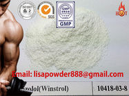 Best High Purity Stanozolol Injectable Anabolic Steroid Powder No Side Effects CAS 10418-03-8 for sale