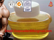 China Yellow Viscous Liquid Boldenone Steroids Hormone / Equipoise For Anabolic Steroid Cycle distributor