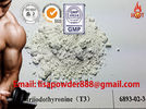 China Raw Organic Herbal Methenolone Enanthate Powder For Weight Loss , Einecs No. 200-223-5 distributor