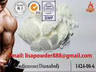 Best Safe Metandienone Dianabol Steroids Raw Powder / Injectable Anabolic Steroid CAS 72-63-9 for sale