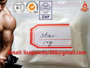 Best Safe Cutting Cycle Anabolic Androgenic Steroids Winstrol / Stanazol Raw Steroid Powders for sale