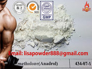 China Synthetic Anadrol Anabolic Androgenic Steroids 434-07-1 Methandienone Hormones Powder distributor
