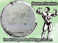 China Raw Material Powders Androgen Steroids Hormone Drostanolone Enanthate For Steroid Cycle distributor