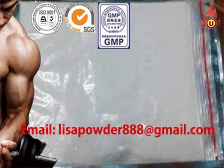 Safe Cutting Cycle Anabolic Steroid Powder Stanozolol Winstrol CAS No. 10418-03-8