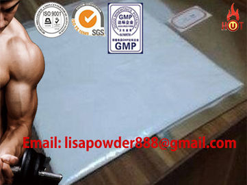 China Anti Estrogen 99% Raw Testosterone Powder / 4-Chloro Testosterone Acetate Steroidson sales